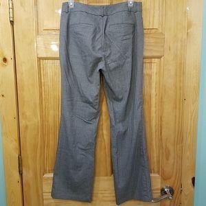 Dockers Gray dressy pants size 6p medium